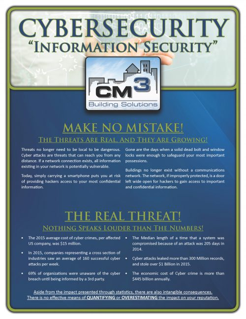 Information Security Services Brochure