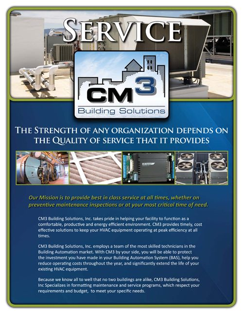 Maintenance Services Brochure