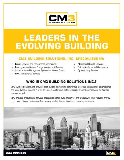 CM3 Introduction Brochure