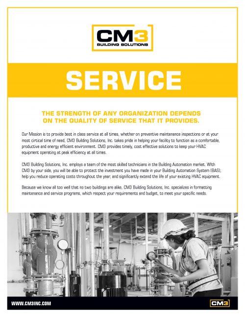 Maintenance Services Brochure
