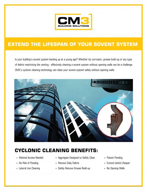 Cyclonic Cleaning