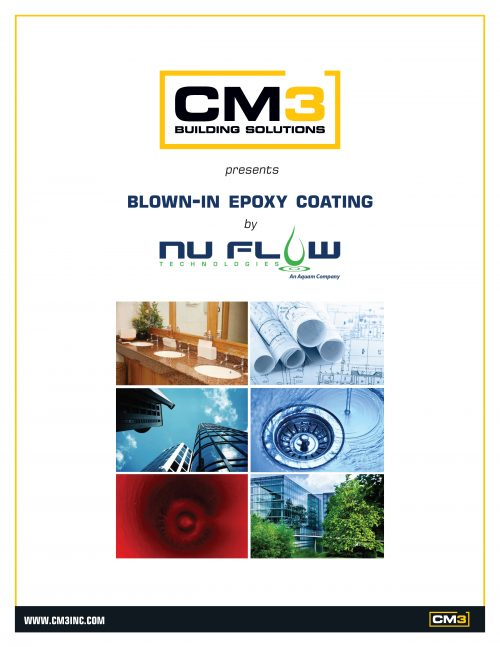 Nu Flow Epoxy pipe lining overview